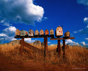Mailboxes | Beebower Productions