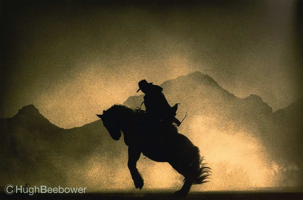 Old Tombstone Bronc | Beebower Productions