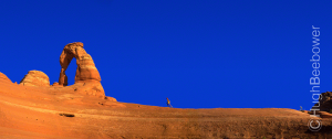 Delicate Arch Runner | Beebower Productions