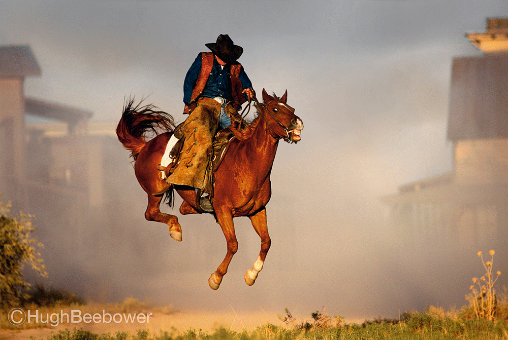 Old Mescal Bronc | Beebower Productions
