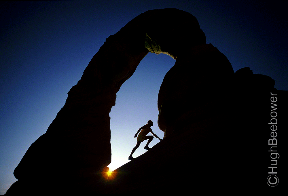 The Arch Climber   Beebower Productions
