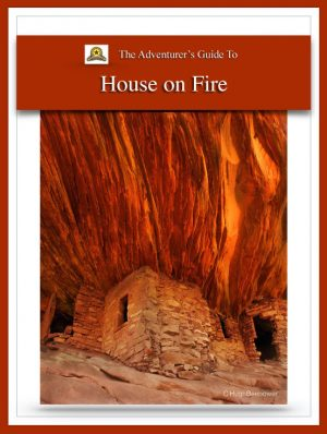Adventure Guide House on Fire Cover | Beebower Productions